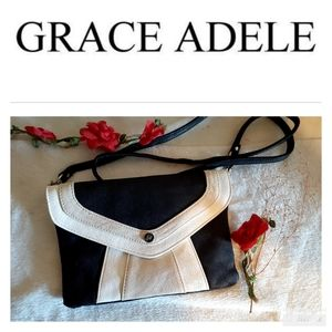 Grace adele crossbody clutch..